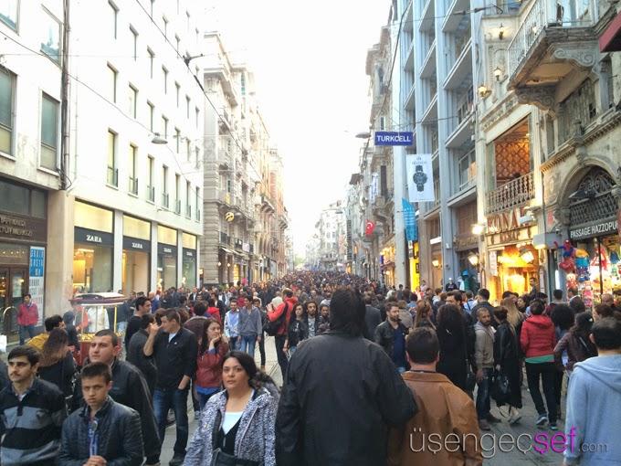beyoglu-taksim-istanbul