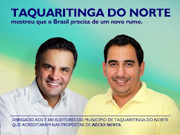 Valeu Taquaritinga do Norte