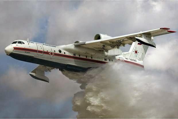 Jet BE-200 Altair buatan Rusia