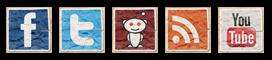 Cara Membuat Widget Social Bookmarking Icon Berputar Pada Blog [Skin 03]