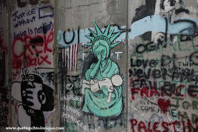 Graffiti - Belen - Palestina