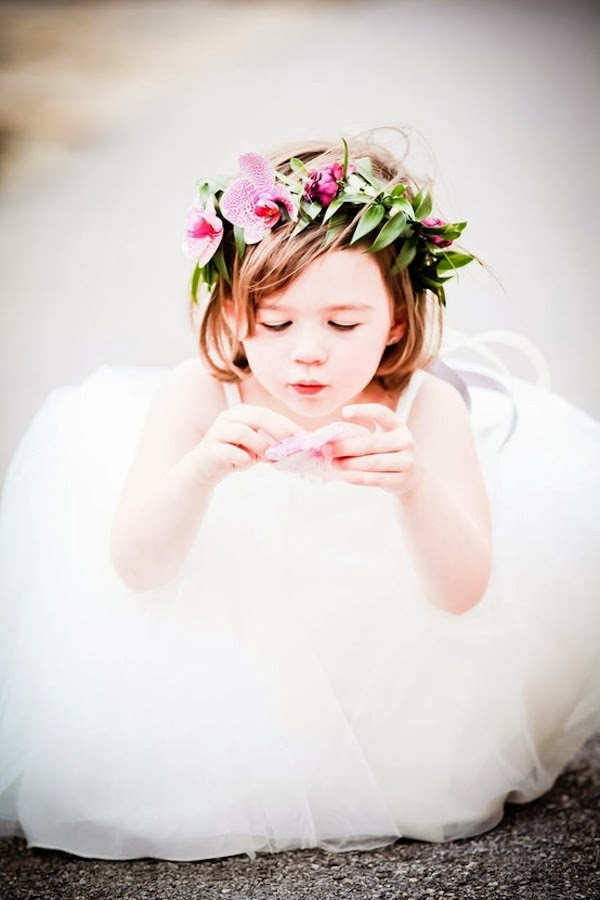 little ladies in your bridal party