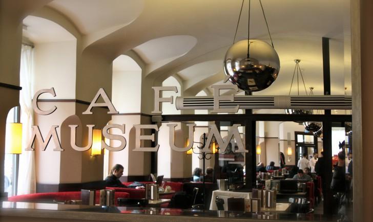 Café Museum, Viena