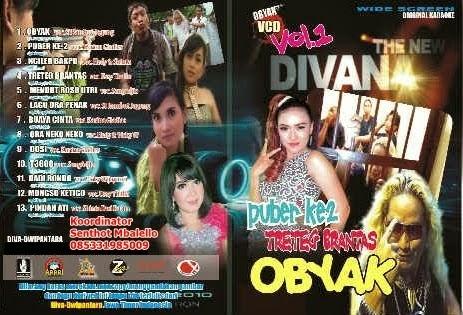 Download Album New Divana Vol 1 2015 MP3