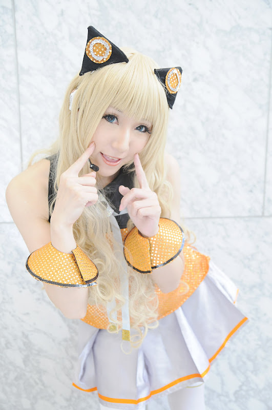 CosRain.Com Wakame's COSPLAY - VOCALOID3
