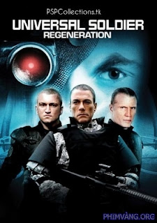 Chiến Binh Vũ Trụ - Universal Soldier Regeneration 2009