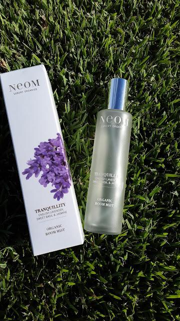 Neom Luxury Organics Room Mist 'Tranquility' www.modenmakeup.com