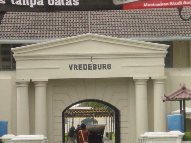 Wisata Jogja Benteng Vredeburg