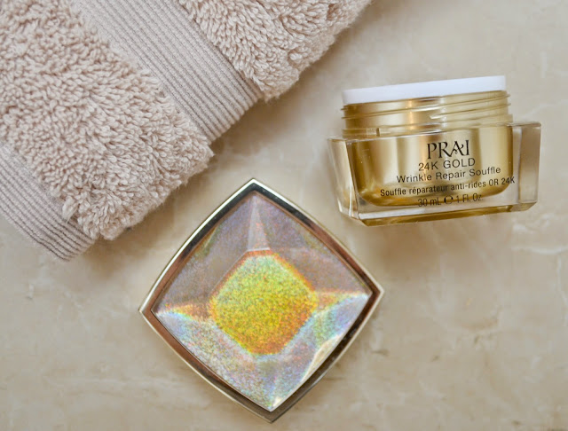 prai 24k gold wrinkle repair souffle