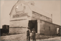 Lindahl grain barns, Agenda, Kansas