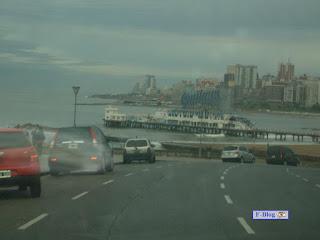 Mar del Plata - Tormenta en el mar