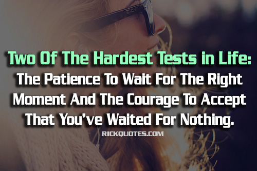 Quotes About Love Waiting : waiting quotes waiting quote