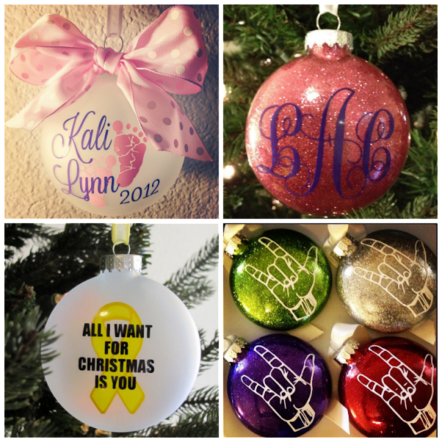 Baby Bump & Beyond, beautiful ornaments