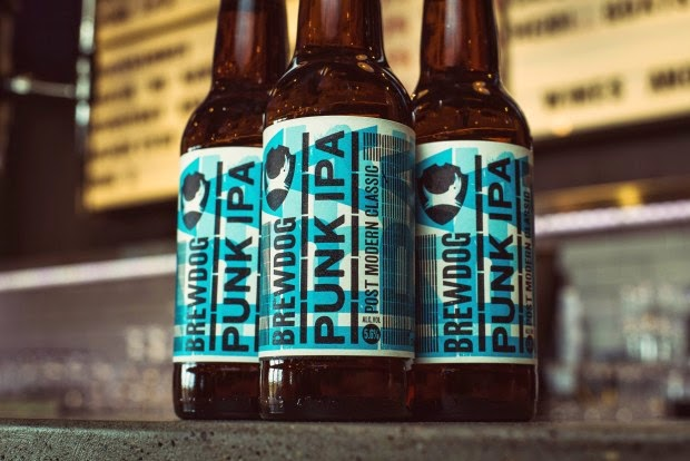 BrewDog's New Packaging