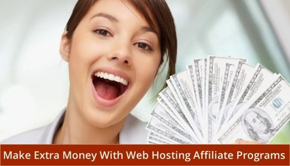 Earn Money With Web Hosting Affiliate Programs