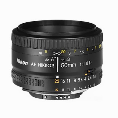 lens with manual aperture control