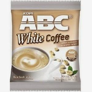 Kopi ABC White coffee