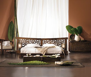 ORIENTAL EXOTIC DECORATING STYLES AND DECORATION TRENDS OF BEDROOMS AND INTERIOR DESIGN