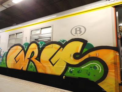 Grgs graffiti