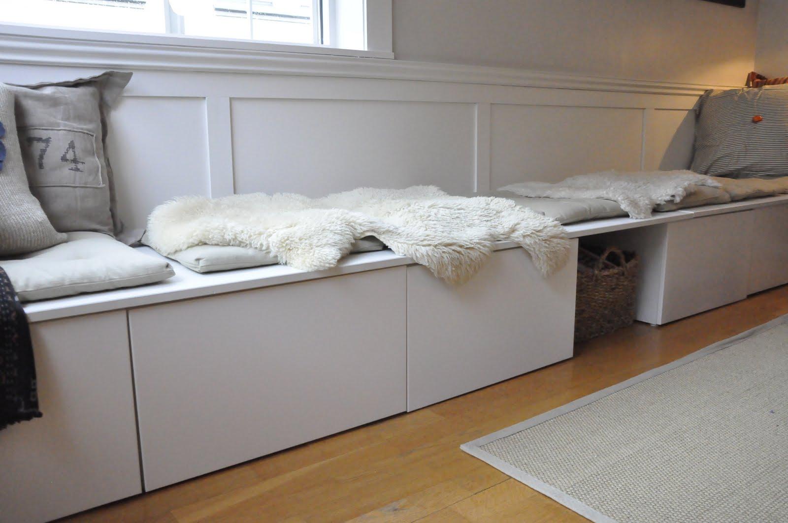 Spisestue med benk: interiør og dekorasjon on line. funksjonelle ...