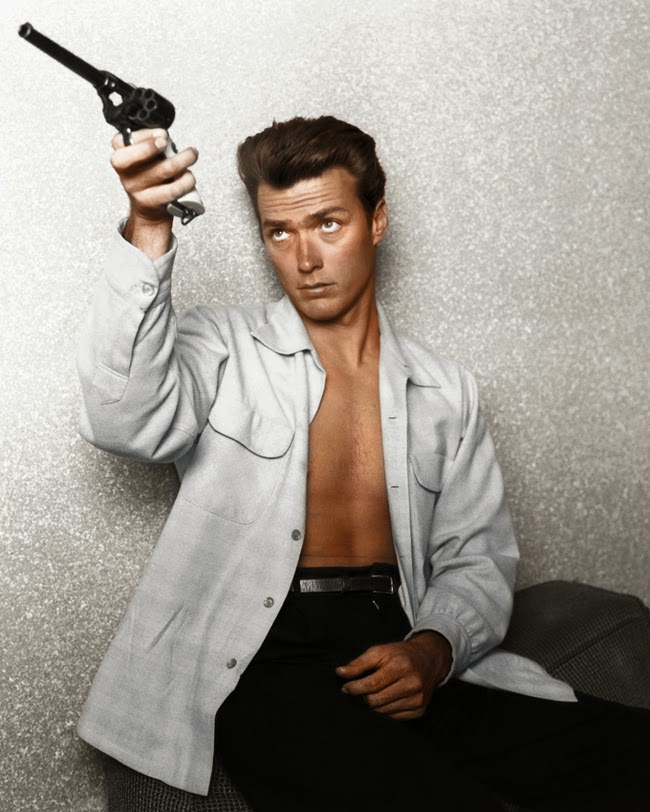 Clint Eastwood 1962 randommusings.filminspector.com