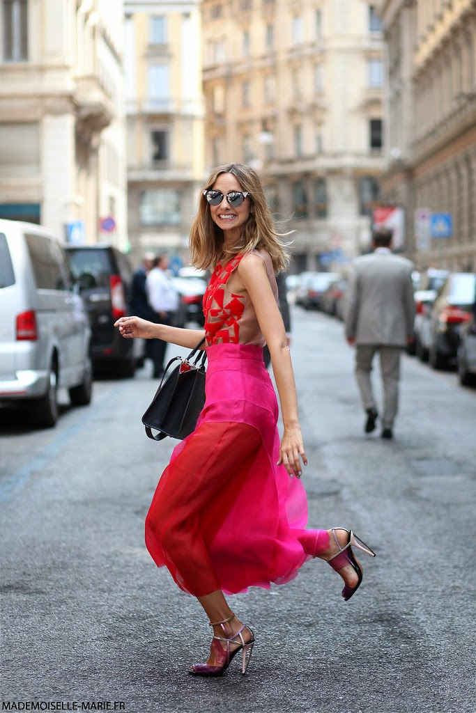 2015 Trends Inspiration: Red and Pink