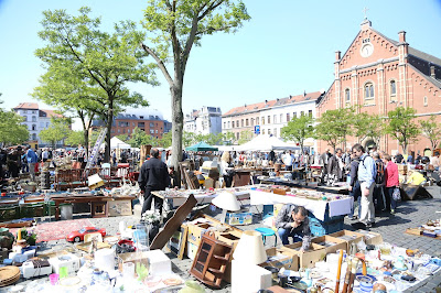 Laissez Faire: Flea Markets