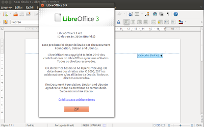 Sobre o Libre Office