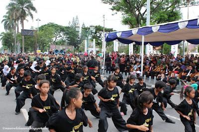 malioboro pencak festival bibit unggul