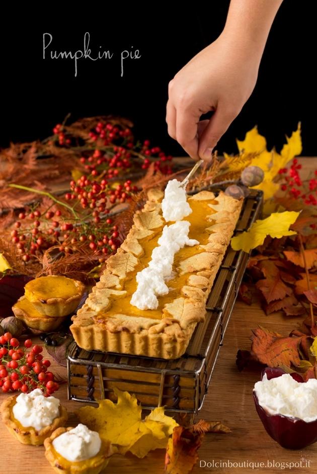 pumpkin pie....recake n. 13