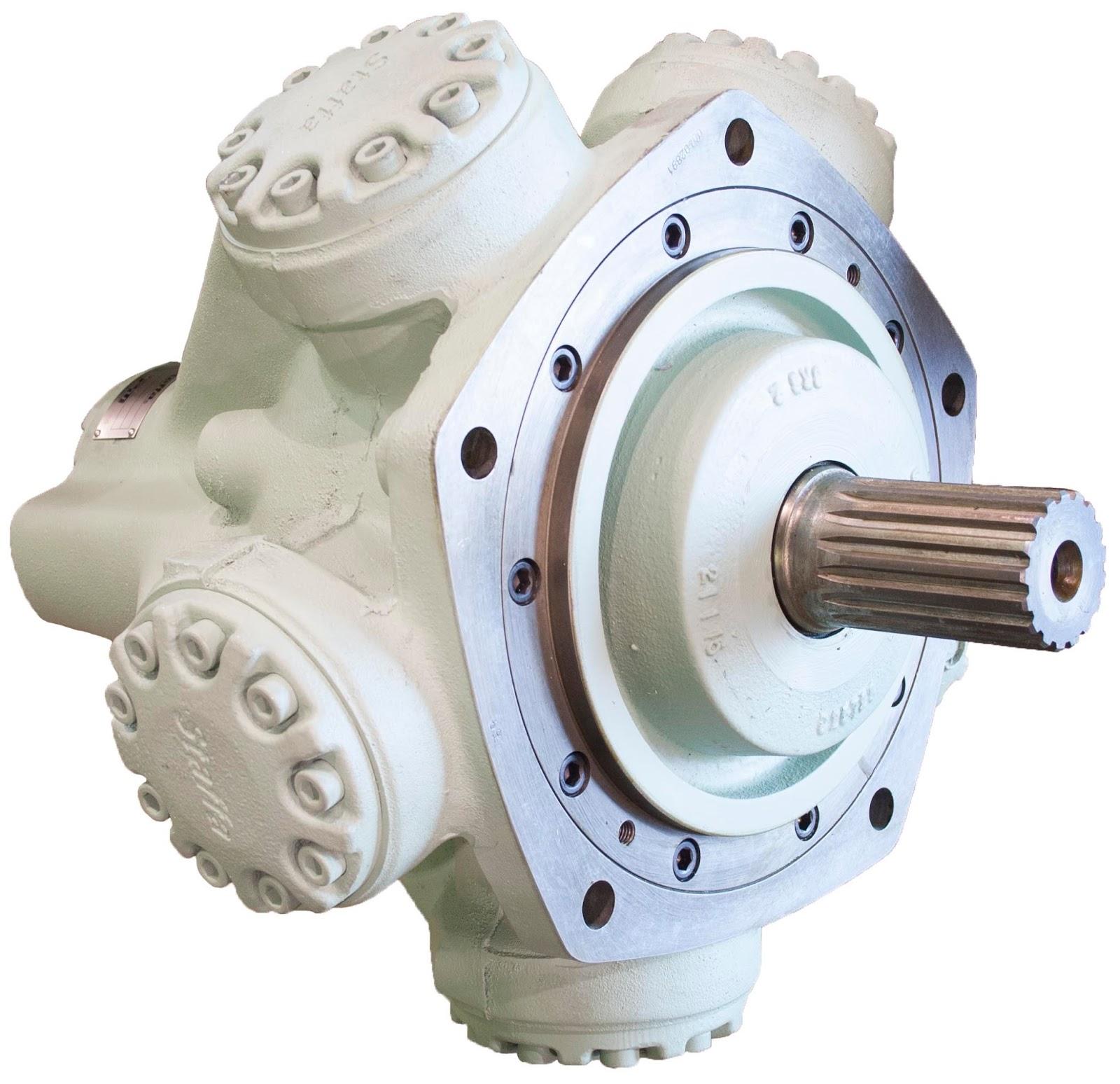 Radial Piston Hydraulic Motor : Flint hydraulics inc october