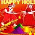 Happy Holi 2015 SMS for Girlfriend