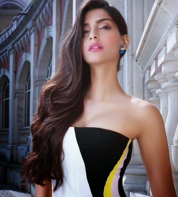 New And latest Hottest Photography of Sonam Kapoor