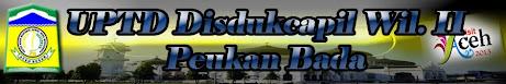 UPTD Dinas Kependudukan dan Pencatatan Sipil Kab. Aceh Besar