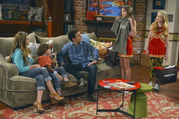 "Girl Meets World - Episode 1.15 - Review: ""The Nanniversary"""