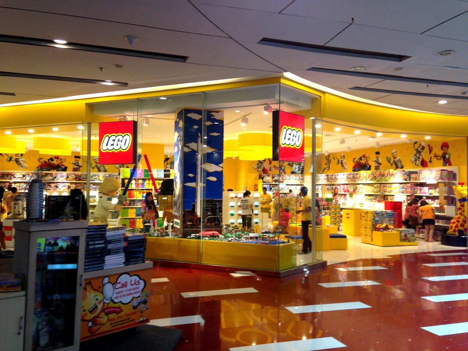 Dedanpe Studio Lego Store Grand City Mall Surabaya