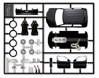 WORLD OF HT81S - JDM SWIFT SPORT: Build your own HT81S kit