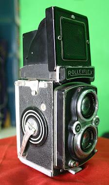 CAMERA ROLEIFLEX4