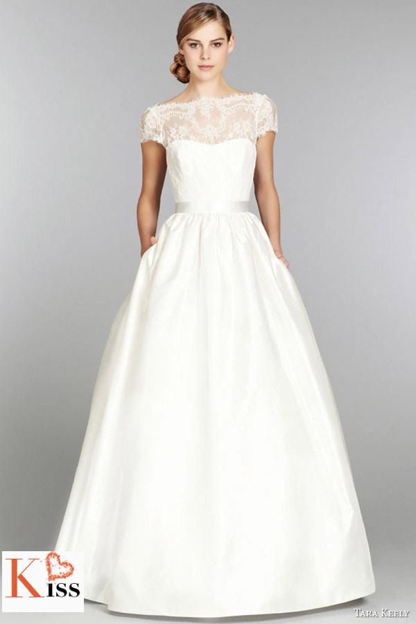 Divinos vestidos de novias | Colección Tara Kelly