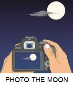 HOW TO PHOTOGRAPH THE MOON