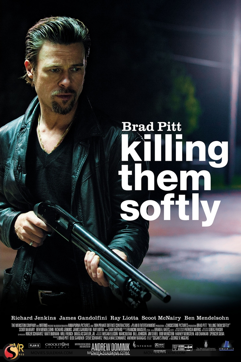 Cogan : Killing Them Softly affiche