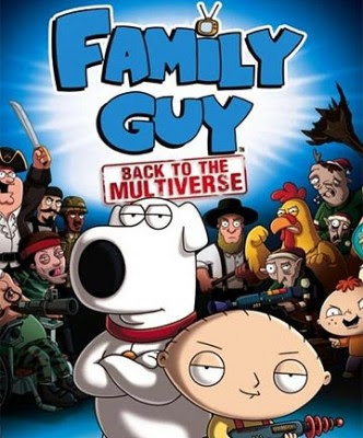 Family Guy Back to the Multiverse-SKIDROW