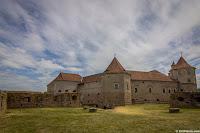 Fagaras Citadel Romania