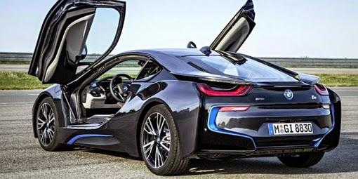 BMW Pesanan i8 Membeludak
