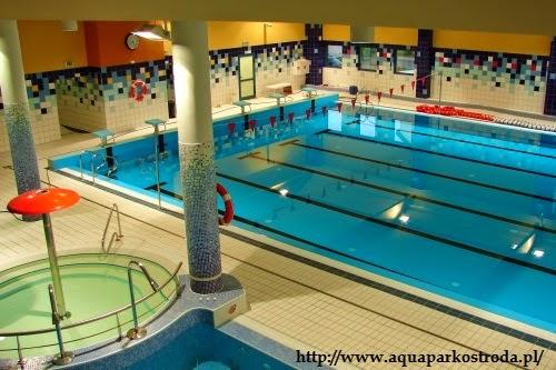 Aquapark - Ostróda