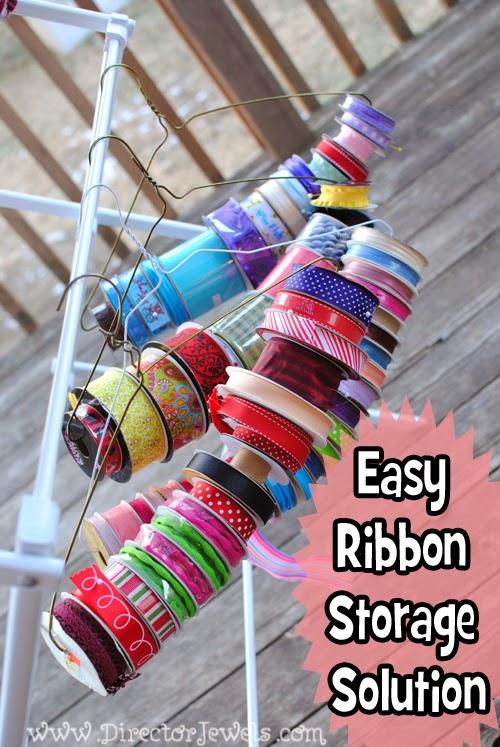 Diy Crafting Storage Solution