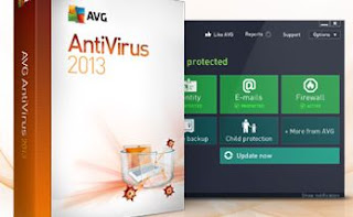 AVG Antivirus 2013 Pro Free Download