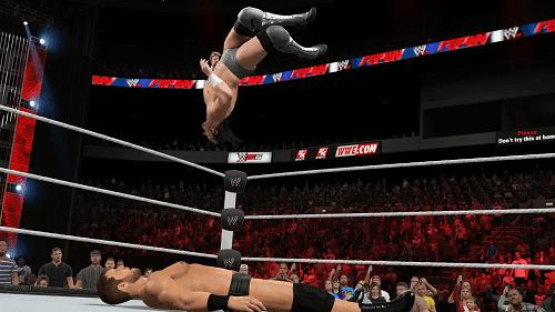 WWE 2K15 Full Version PC 2