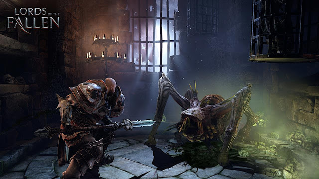 Lords Of The Fallen Full Tek Link İndir + Torrent
