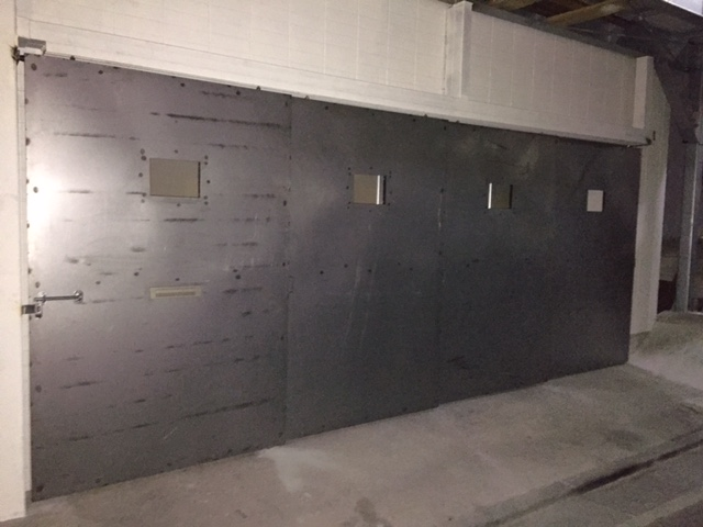 -Steel Door-
